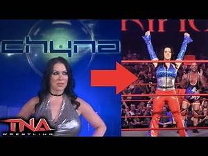 The Rise & Fall Of Chyna in TNA Wrestling