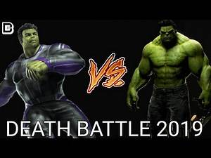 World War Hulk Vs Professor Hulk | Superhero Showdown In Hindi | BlueIceBear