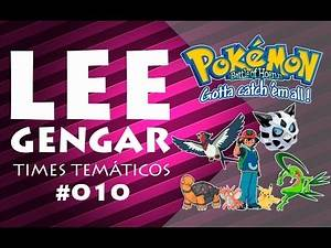 Times Temáticos #010 - Hoenn Ash's Team (Gen III) | POKÉMON SHOWDOWN Smogon RU