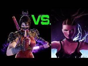 Taki (Soul Calibur) VS Master Raven (Tekken) - Ninja Supremacy [Forum Battle #26]