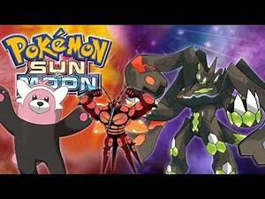 POKEMON SUN AND MOON COMPETITIVE BATTLE! - Live Pokemon Showdown Battles! (ALL NEW GEN 7 TEAM!)