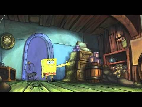 The SpongeBob Movie Sponge Out of Water Official Trailer #1 2015