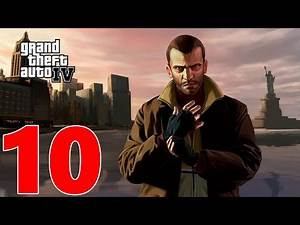GTA IV Gameplay Walkthrough Mission 10 Clean Getaway
