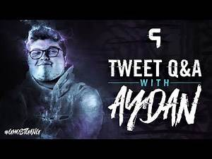 GHOST AYDAN ANSWERS YOUR TWITTER QUESTIONS