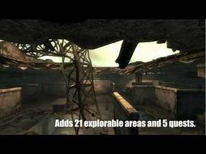 Fallout 3/New Vegas Quest Mod Showreel