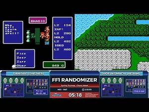 Random Number Generation - Final Fantasy Randomizer