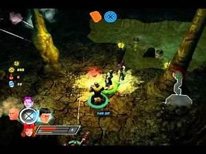 X-Men Legends 2 Playthrough (Mods) Part 3- Cerci Caverns
