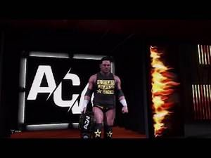WWE 2K20 CAW COMPILATION STAGE 2