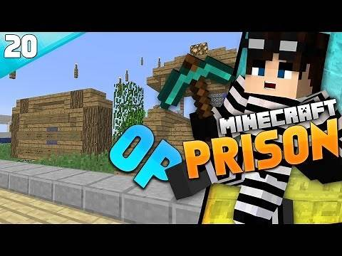 Minecraft OP Prison | Ep 20 | GETTING INTO MY PLOT GROOVE (OP Prison Server)