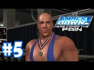 WWE SmackDown! Here Comes the Pain: Season Mode (Smackdown) Part 5