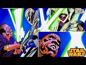 Why Grievous HATED This Jedi Master More Than Any Other! (Legends)