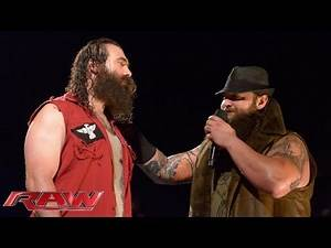 Luke Harper explains why he's realigned with Bray Wyatt: Raw, July 27, 2015