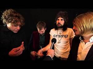 Xperia Access Q Awards: Best Act In The World Today & Best Live Act - Winners Kasabian