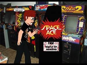 "FMV Vault of Horror- ""Space Ace"""