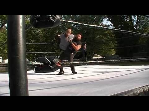 End of Days - How to do Baron Corbin's finisher