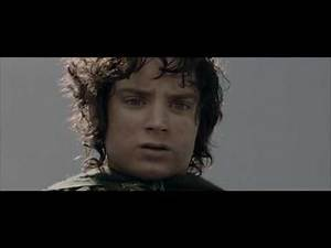 How many times FRODO BAGGINS would have DIED | Supercut