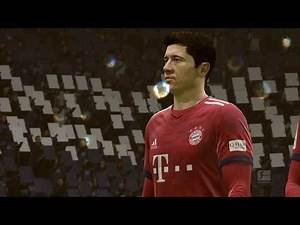TSG HOFFENHEIM Vs. BAYERN MUNICH || GERMAN BUNDESLIGA 2018/19 || FULLGAMEPLAY PS4 {FIFA 19 }