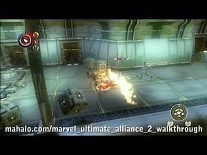 Marvel Ultimate Alliance 2: Walkthrough - Prison - Whirlwind Part 6