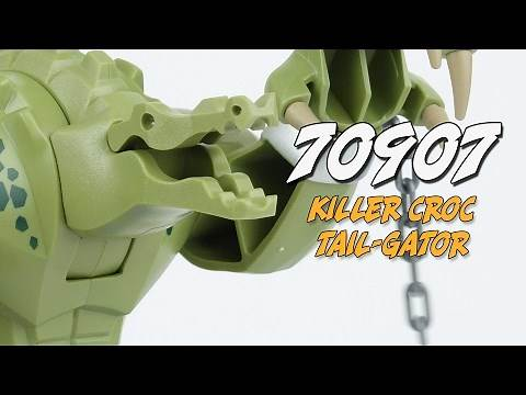 Killer Croc Tail Gator Unboxing and Review