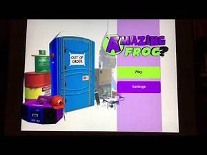 Amazing frog episode 1 THE BEST GAME EVER!