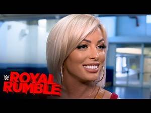 Mandy Rose excited to begin Road to WrestleMania: Royal Rumble Exclusive, Jan. 31, 2021