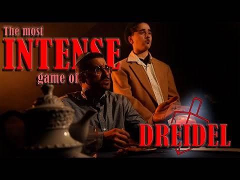 The Most Intense Game of Dreidel- A Short Film for Chanukah