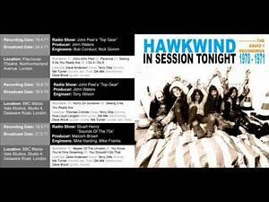 Hawkwind - BBC In Session (part 1) 19th April 1971