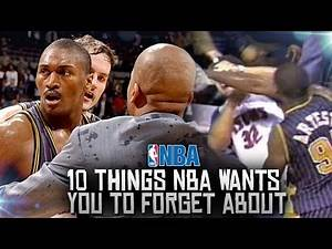 10 Things NBA Wants You To Forget About