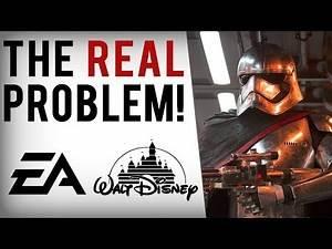 Disney Is Ruining Star Wars Games...