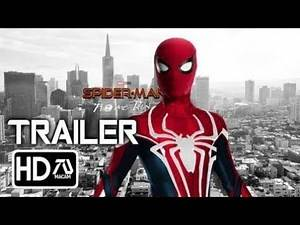 Spiderman home and run( trailer ) movies