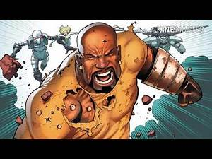 Top 10 most powerful black super heroes from marvel and dc