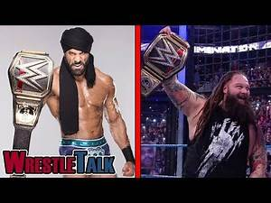 15 Most BIZARRE WWE Championship Reigns Ever! | WrestleTalk