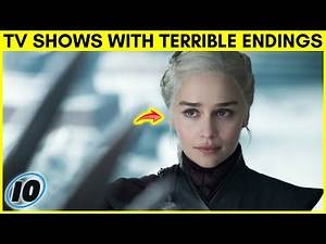 Top 10 TV Shows With Terrible Endings