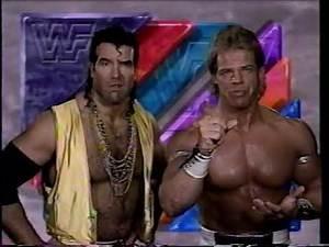 Razor Ramon & Lex Luger Promo [1993-02-20]