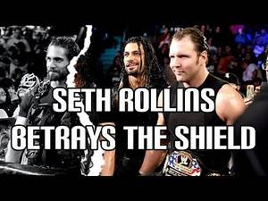 Seth Rollins Betrays The Shield! | Monday Night Raw - June 2, 2014
