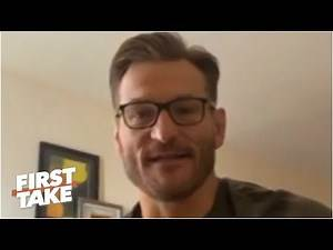 Stipe Miocic previews upcoming fight vs. Daniel Cormier at UFC 252 | First Take