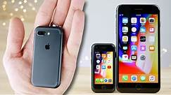 An iPhone For Ants! Worlds Smallest iPhone..