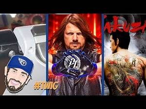 Nintendo Switch Cracked, WWE 2k19, Yakuza Not Ideal For The Switch   This Week In Gaming