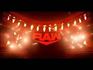 WWE Monday Night Raw 2019-2020 Opening Pyro Concept Animation