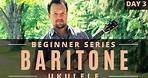 Baritone Ukulele Beginner Series | Day 3 | Tutorial Chords Play Along