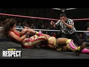 Bayley vs. Sasha Banks – WWE Iron Man Match – die letzten 30 Sekunden: WWE NXT TakeOver: Respect