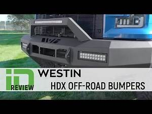 Westin HDX Off-Road Bumpers