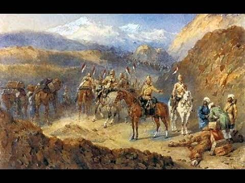 Afghanistan the Great Game (Part II)
