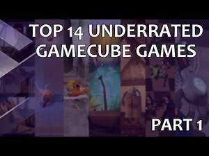 My Top 14 Underrated Gamecube Games (Part 1 of 2)