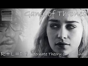 Game of Thrones R L=D and B A=J ? Alternate Jon Snow Theory | The Tower of Joy
