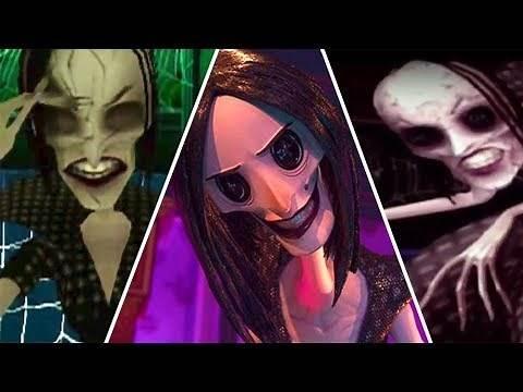 Coraline All Creepy Beldam / Other Mother scenes (PS2)