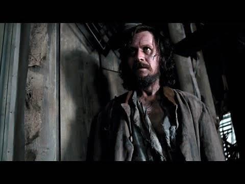 Harry Potter meets Sirius Black   Harry Potter and the Prisoner of Azkaban [Open Matte 16:9]