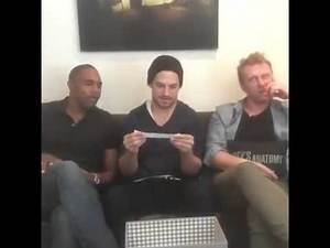 Grey's Anatomy's Kevin McKidd, Giacomo Gianniotti, Jason George answer fans questions PART 2