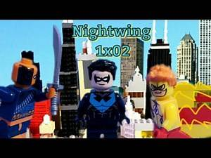 Lego Nightwing 1x02: The Chicago Way