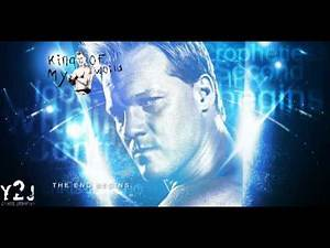 WWE: Chris Jericho 2nd Theme - King of My World Remix